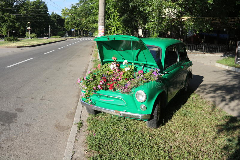 ¡ Ar Ð на улице стоковая фотография rf
