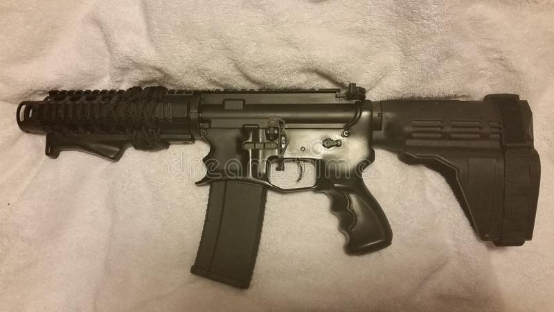 Ar15 images stock