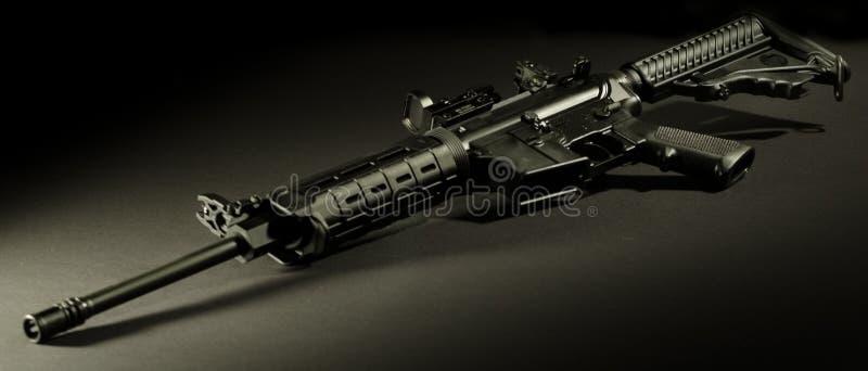 AR-15 fotografía de archivo libre de regalías