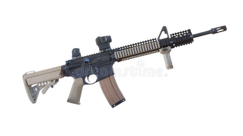 AR-15 imagenes de archivo
