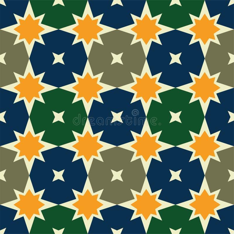 3742 AR Muster vektor abbildung