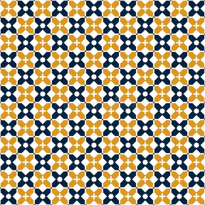3744 AR Muster lizenzfreie abbildung