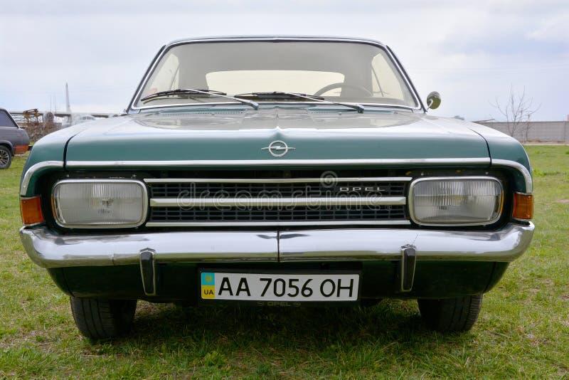 ¡ Ar Opel Rekord Ð стоковые изображения