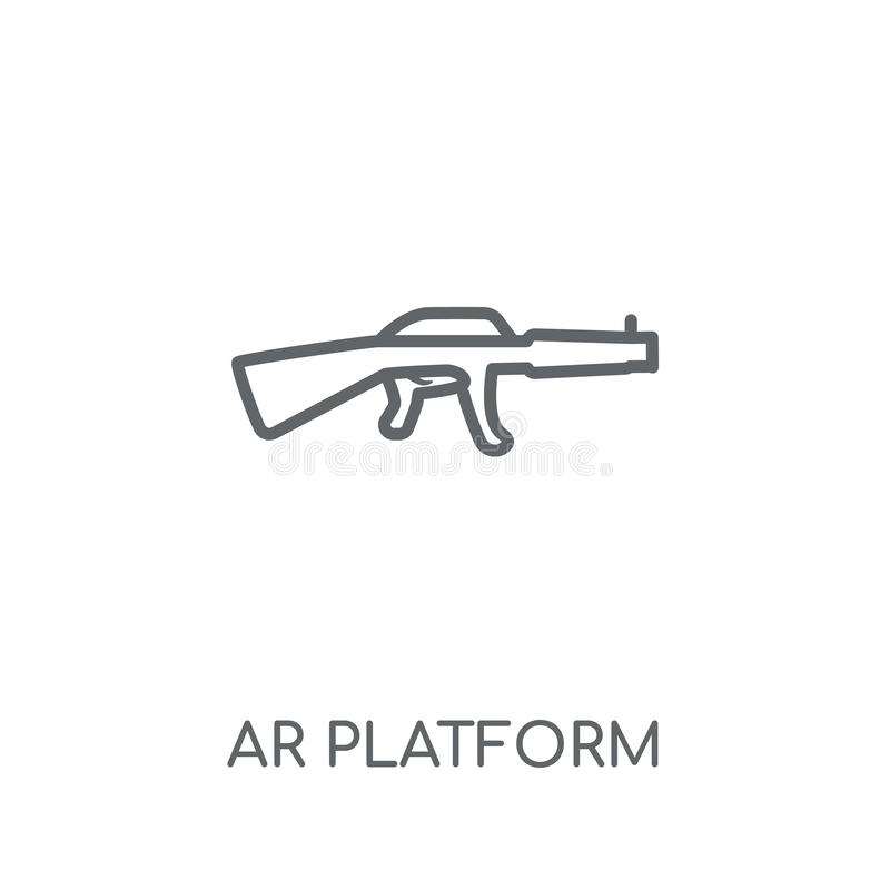 Ar Platform Stock Illustrations – 22 Ar Platform Stock