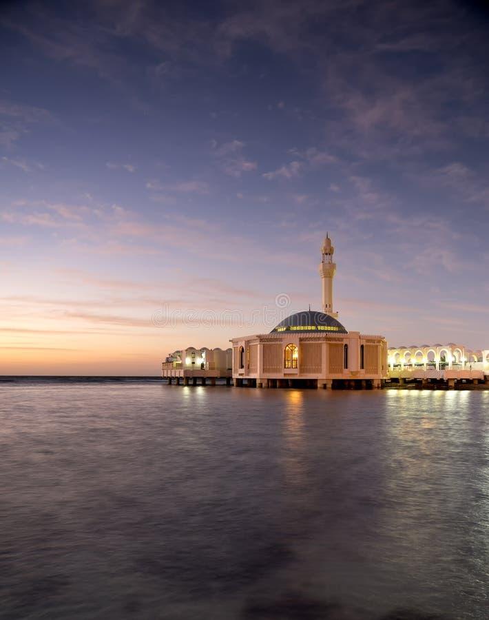 Ar Rahmah清真寺 免版税图库摄影
