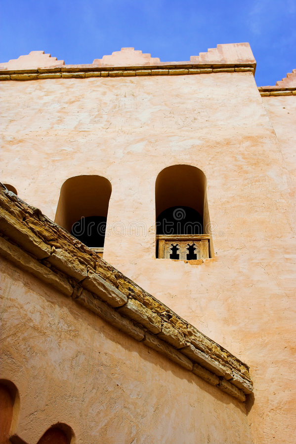Arab architecture royalty free stock images