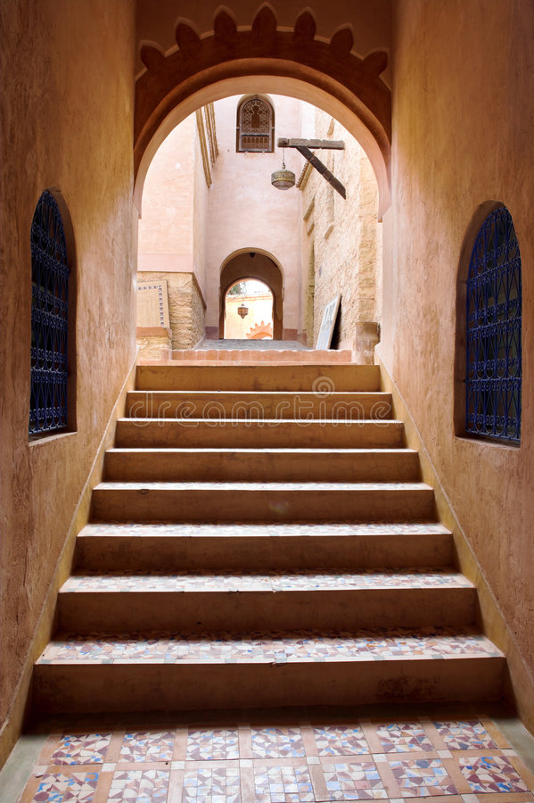 Free Arab Architecture Stock Image - 2526541