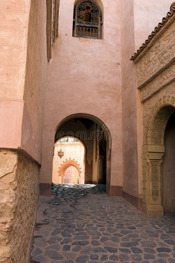 Free Arab Architecture (Morocco) Stock Photography - 2178072