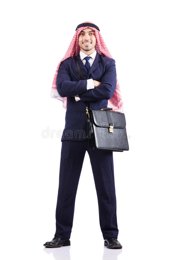 Download Arab businessman stock photo. Image of business, adult - 28348674