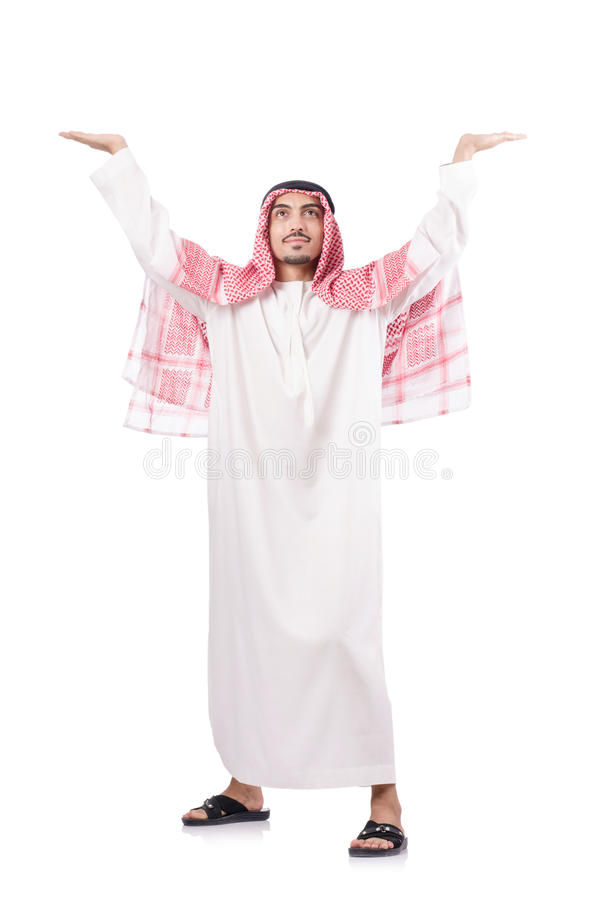 Download Arab businessman stock image. Image of diversity, headdress - 29210035