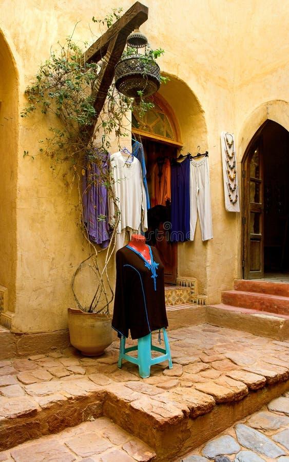 Download Arab Fashing Shop - Morocco Royalty Free Stock Image - Image: 1980226