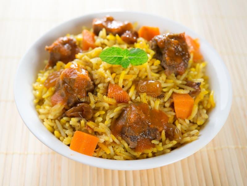 Arab food. stock photography