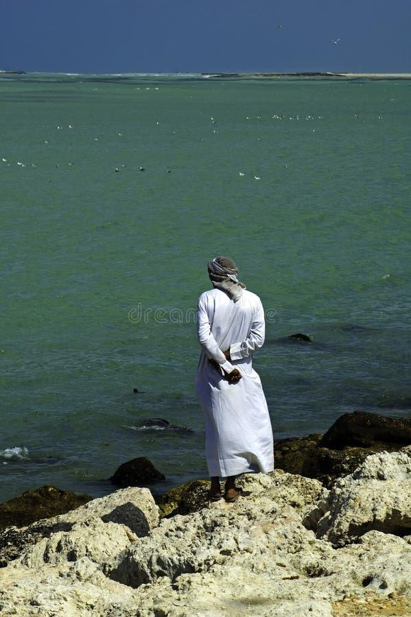 Arab Man royalty free stock photography