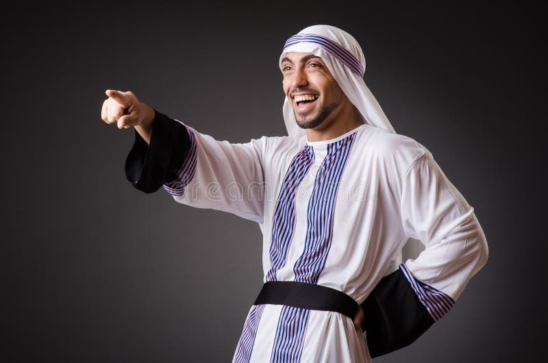 Download Arab man stock photo. Image of islamic, bohra, laugh - 34468866