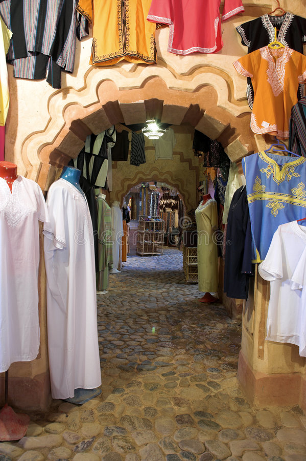 Download Arab Shopping Center Stock Images - Image: 1870144