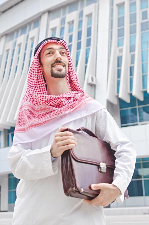 Download Arab on the street stock photo. Image of diversity, muslim - 25552690