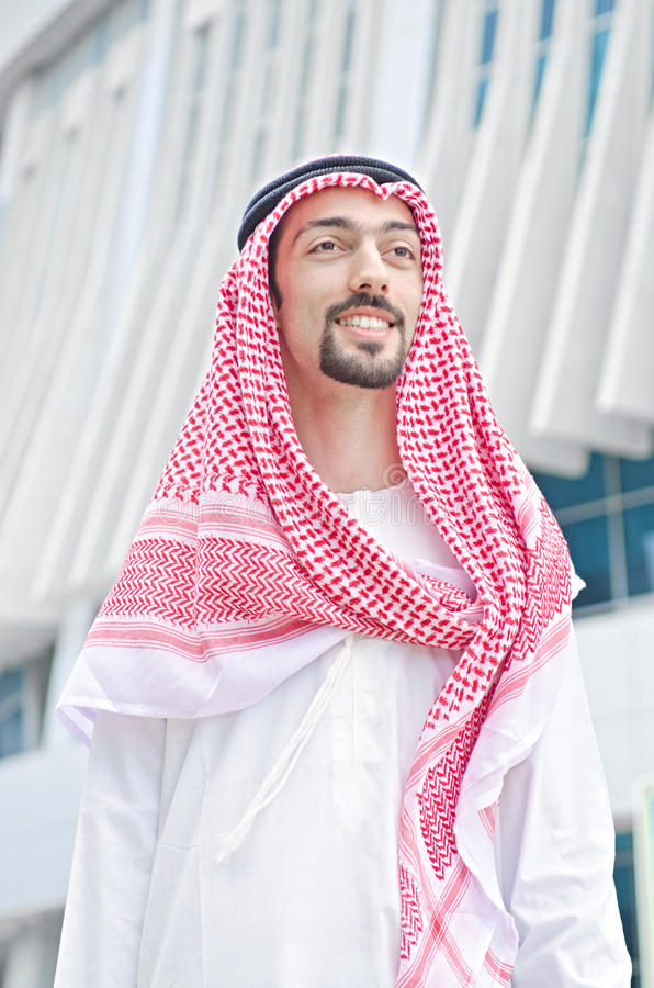 Download Arab On The Street Royalty Free Stock Photo - Image: 26272365