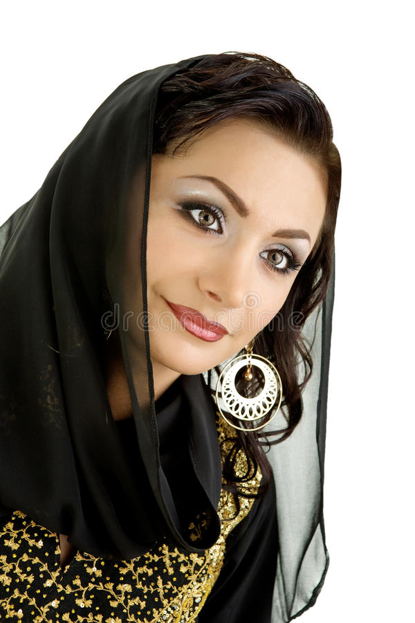 Arab woman stock photos