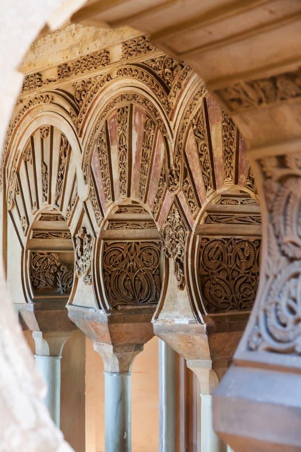 Araba styl wysklepia Taifa zdjęcie stock