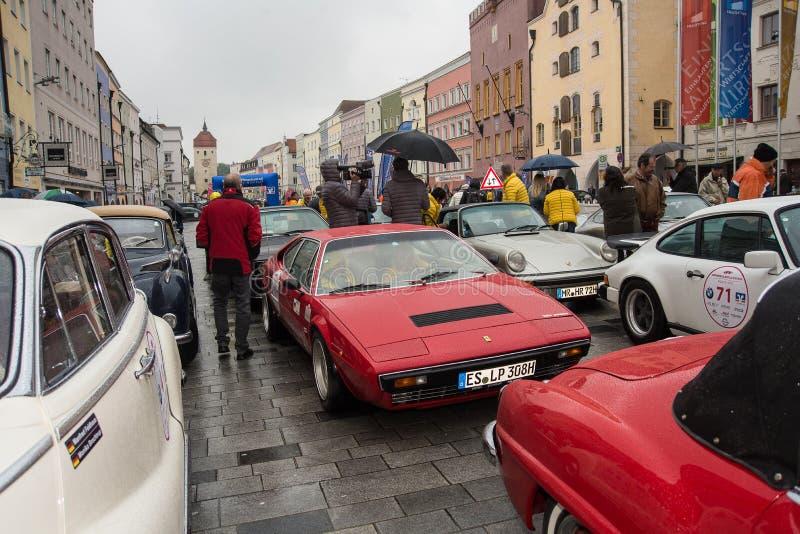 Arabella Classics Rally royalty-vrije stock fotografie