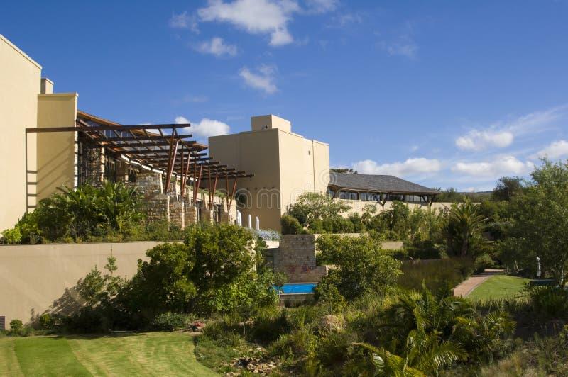 Arabella Western Cape Hotel und Spa royalty-vrije stock foto's