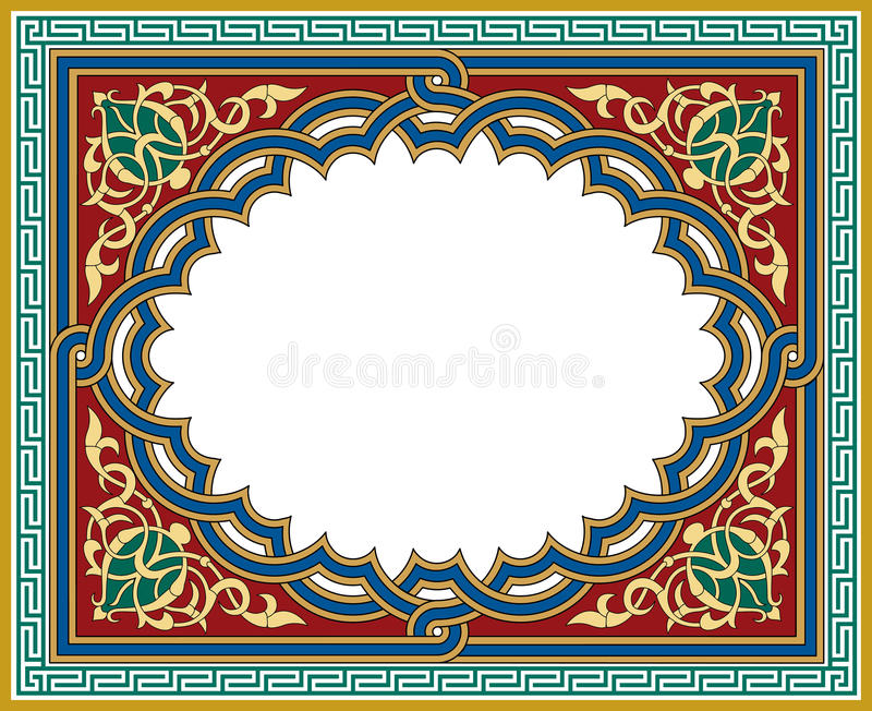 arabeskenmuster stock illustrationen vektors  klipart