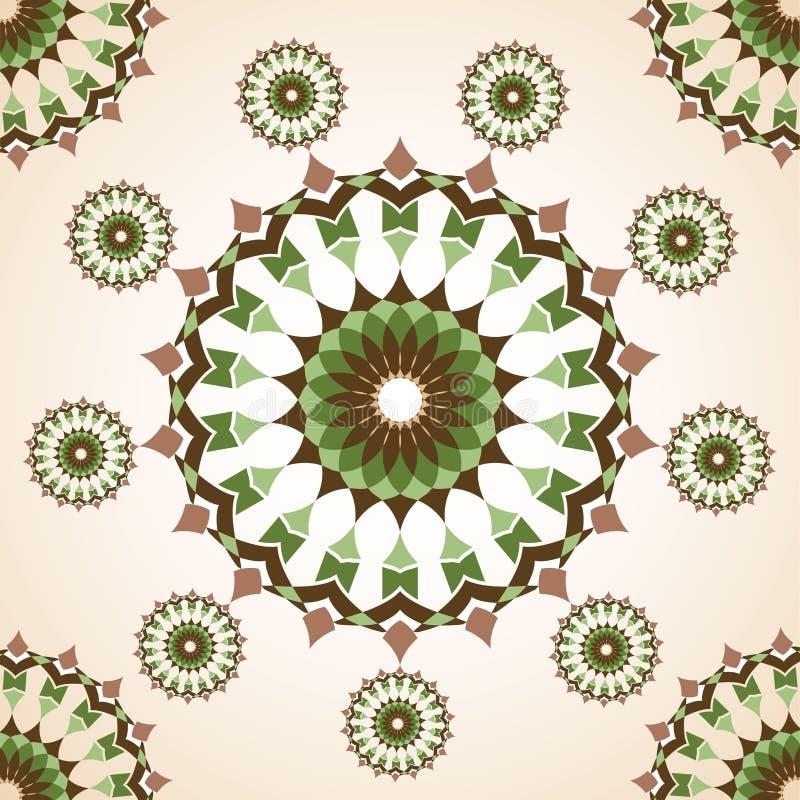 arabesque stock illustrationer