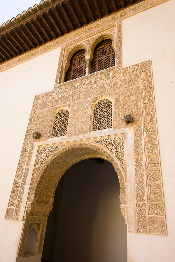 Download Arabesque Arches stock image. Image of detailed, arab - 26316407