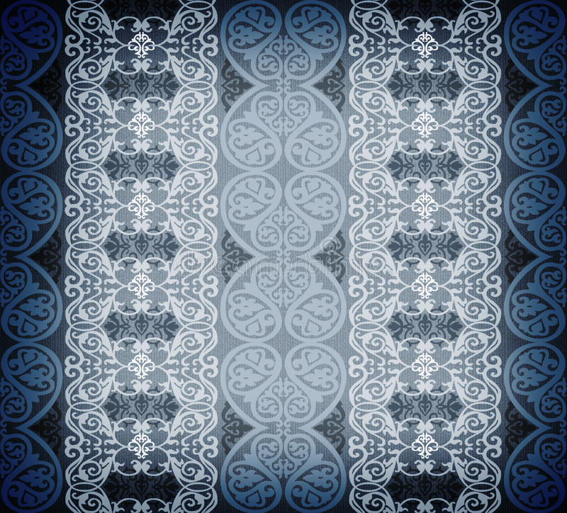 Download Arabesque background stock illustration. Illustration of pattern - 14157687