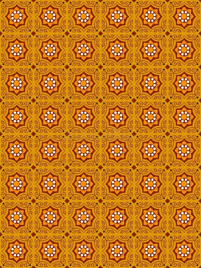 Arabesque Vector Background 001 vector illustration