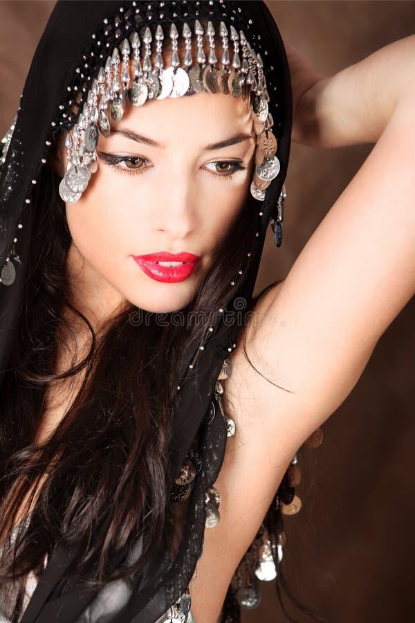 Arabian Beauty Stock Photos