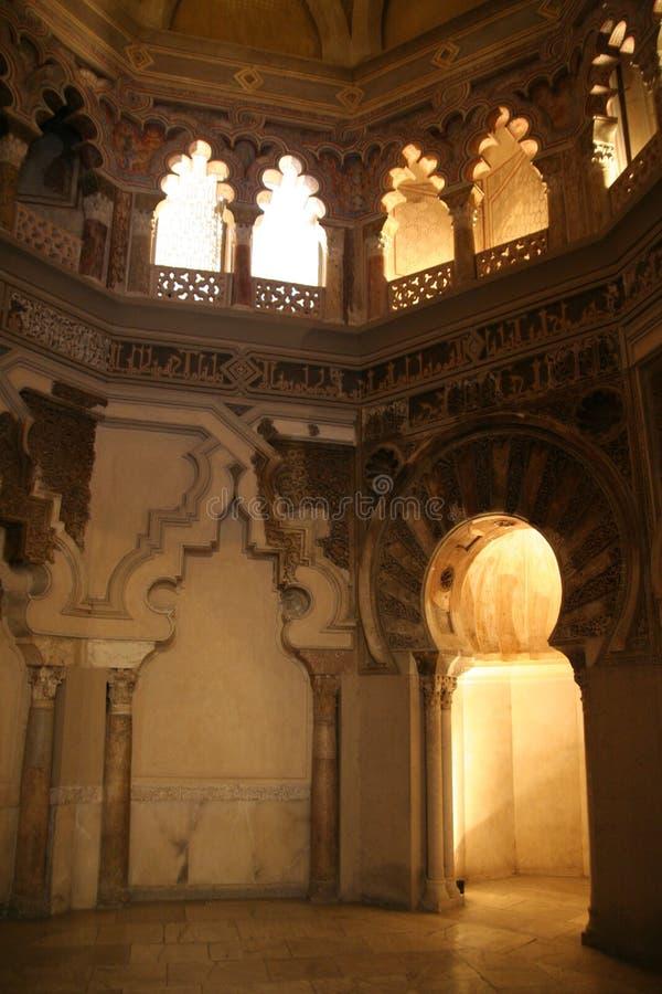 Arabian Castle royalty free stock photo