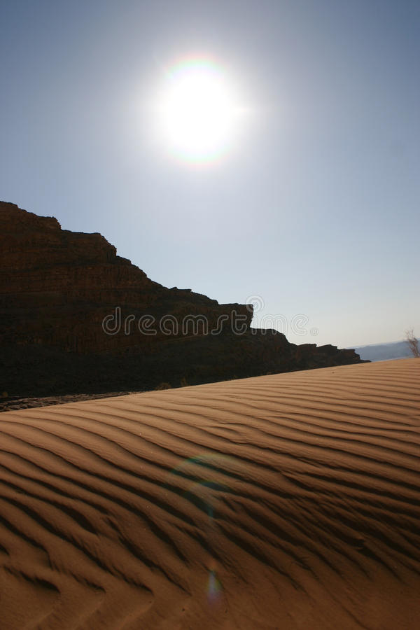 Free Arabian Desert Royalty Free Stock Images - 15409049