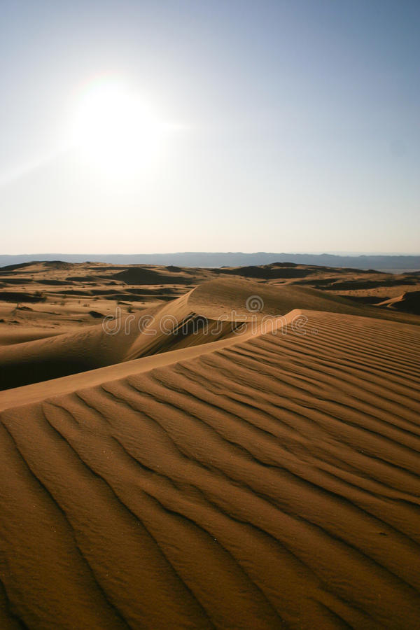 Free Arabian Desert -3 Royalty Free Stock Images - 15409589