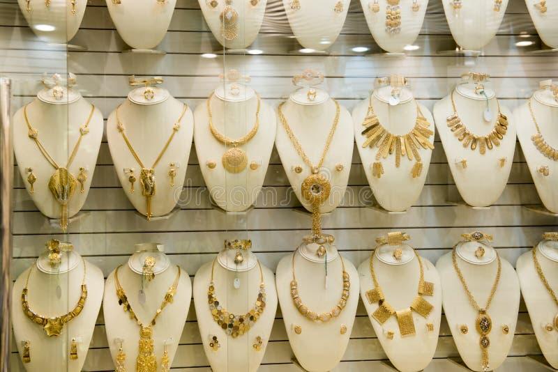 Arabian Gold Adornment royalty free stock photo