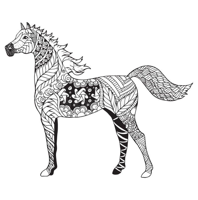 pferde ausmalbilder schwer  28 images  pferde mandala