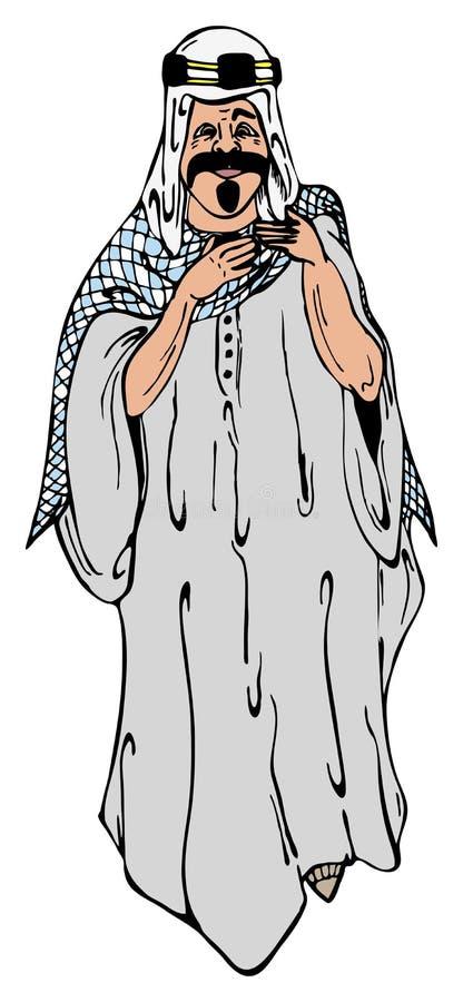 Free Arabian Man Stock Image - 7924571