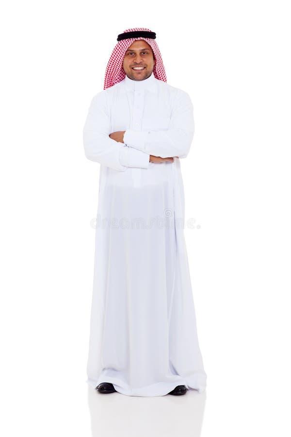 Arabian man royalty free stock photos