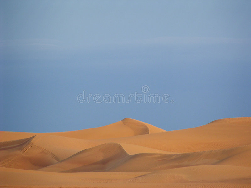 Download Arabian Sand Dunes stock image. Image of egyptian, gobis - 9875