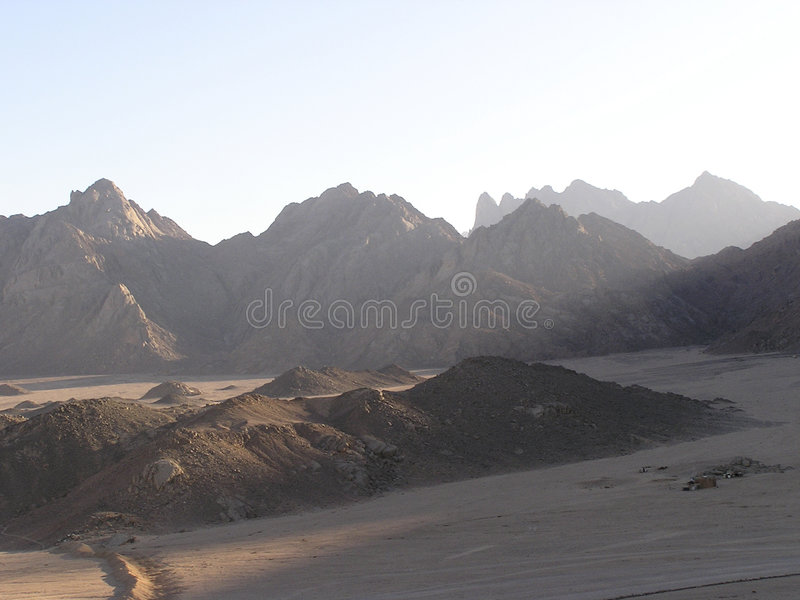 Arabian Sand Dunes5, Egypt, Africa stock photography