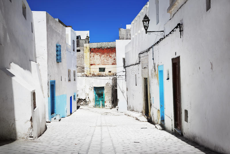 Arabian Street Stock Images