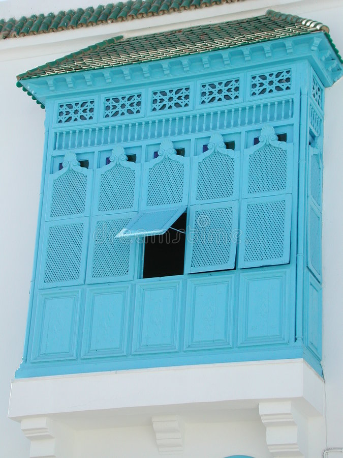 Free Arabian Window Stock Image - 365601