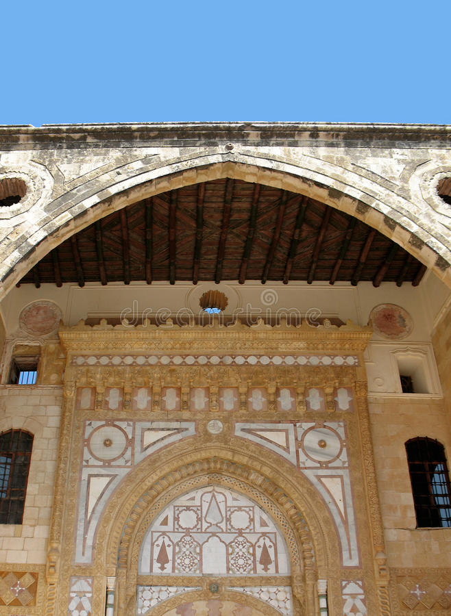 Arabic Arches Stock Photos
