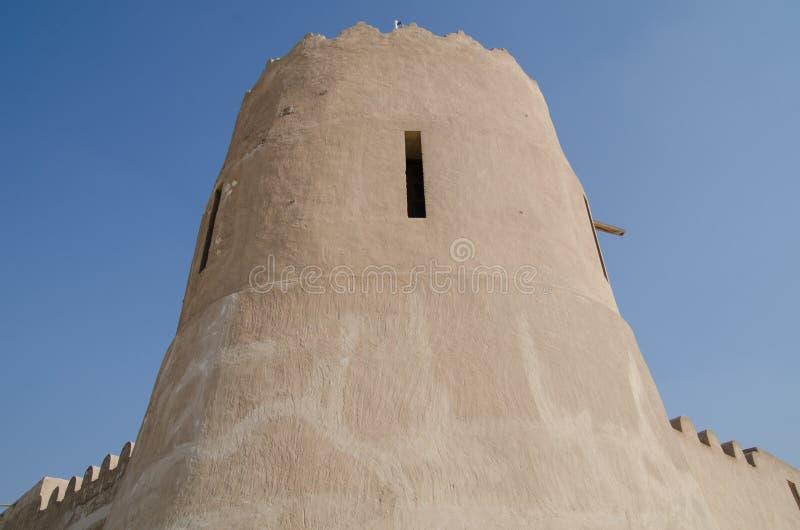 Arabic fort