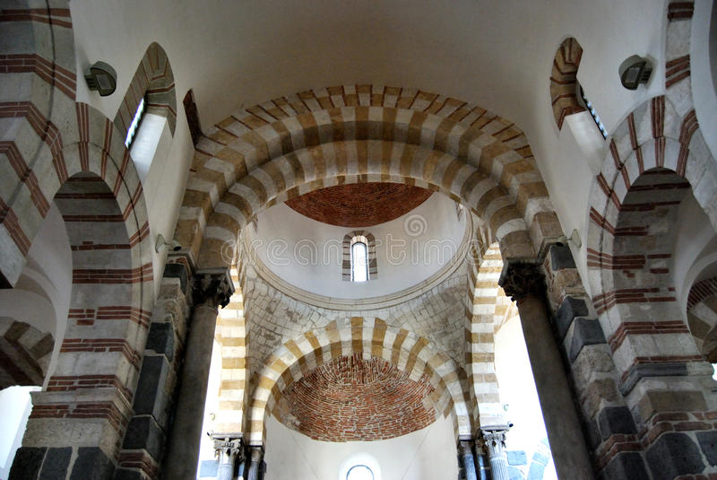 arabic kyrkliga messina royaltyfria bilder
