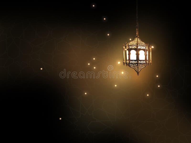 Download Arabic lantern stock photo. Image of islam, greeting - 20427110