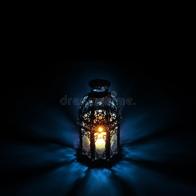 Free Arabic Lantern Royalty Free Stock Photos - 20567418