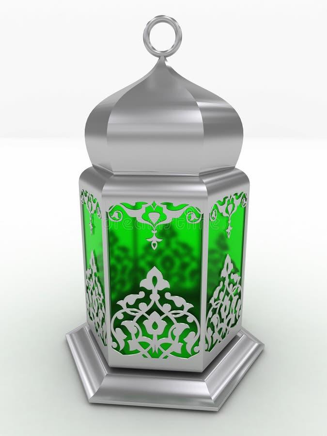 Arabic Lantern v3 royalty free stock photo