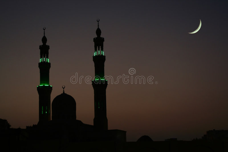 Arabic Night royalty free stock images