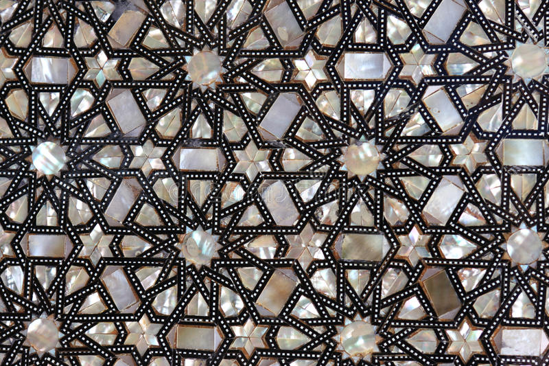 Arabic pattern stock photos